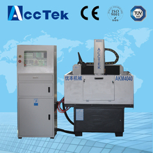 Mini metal cnc milling machine, cnc sheet metal cutting cnc router machine for aluminum