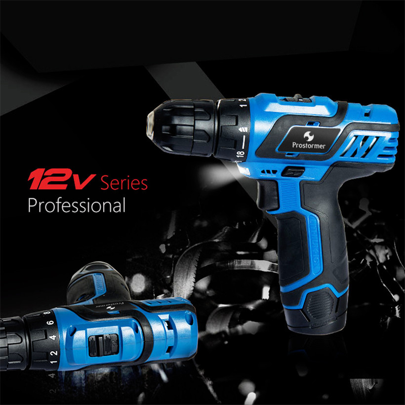 12V Electric drill screwdriver wrench (15)