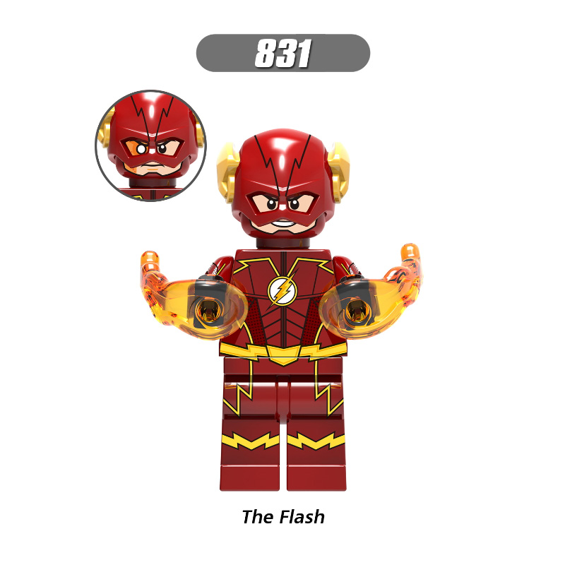 XH831-The Flash