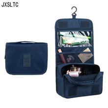 The Portable Cosmetics Bag Hanging cosmetic Bag Organizer For the Bathroom simple shower ToiletryWashing Travel Kit Bag