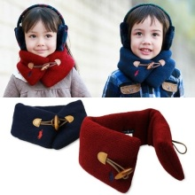 Autumn & winter children shawls and scarves kids thick scarf,vogue little boy & little girl wrap echarpes(China)