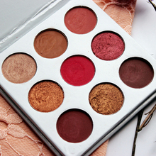 LOSSY SUNFLOWERBrand Fashion 9 Colors Shimmer Matte Eye Shadow Makeup Palette Light Eyeshadow Natural Make Up Cosmetics
