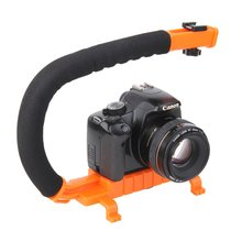 Camera Handheld Video Steady Stabilizer Bracket for Digital DSLR SLR Camcorder