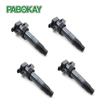 4 pieces x NEW 06-12 for HYUNDAI KIA IGNITION COIL CNC374 273013C000 273013C010 27301-3C010 0230083 1788292 UF546(China)