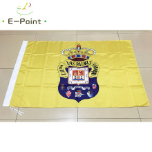 Spain La Liga UD Las Palmas 3ft*5ft (96*144cm) Size Christmas Decorations for Home Flag Banner Gifts(China)