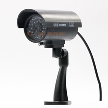 Security Fake Camera Dummy Emulational Camera CCTV Camera Bullet Waterproof Outdoor Use For Home Security