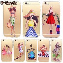 Phone Case for Samsung Galaxy A5 A3 2017 S8 Plus Cover Soft Silicon Fashion Shopping Girl Mobile Phone Bag huawei p8 lite 2017