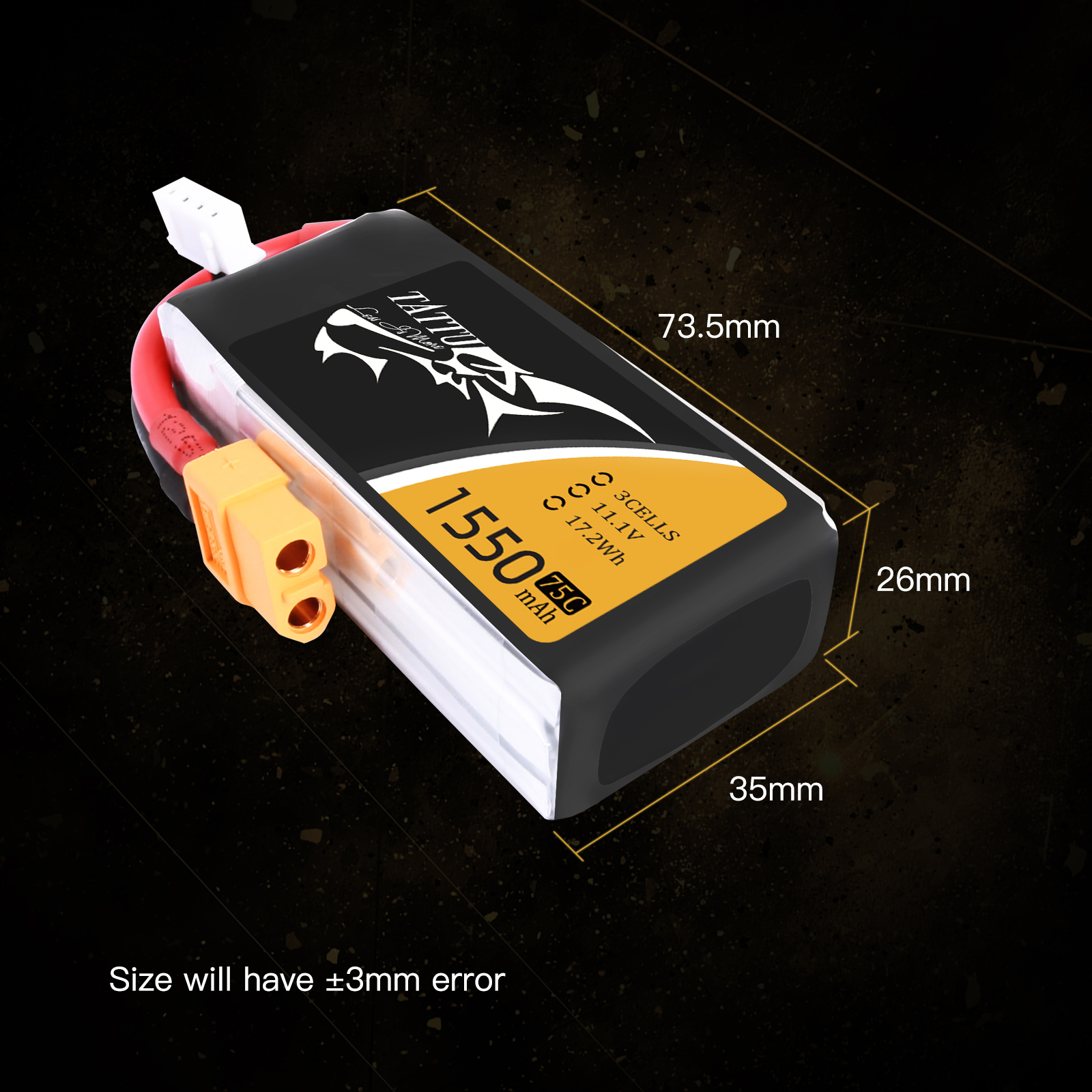 Lipo Battery 3s (4)
