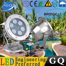 Factory direct sale 3w 6w 9w 12w 15w 12V LED Underwater Lights Pond Pool Fountain Light Spot Lamps IP68 Waterproof(China)