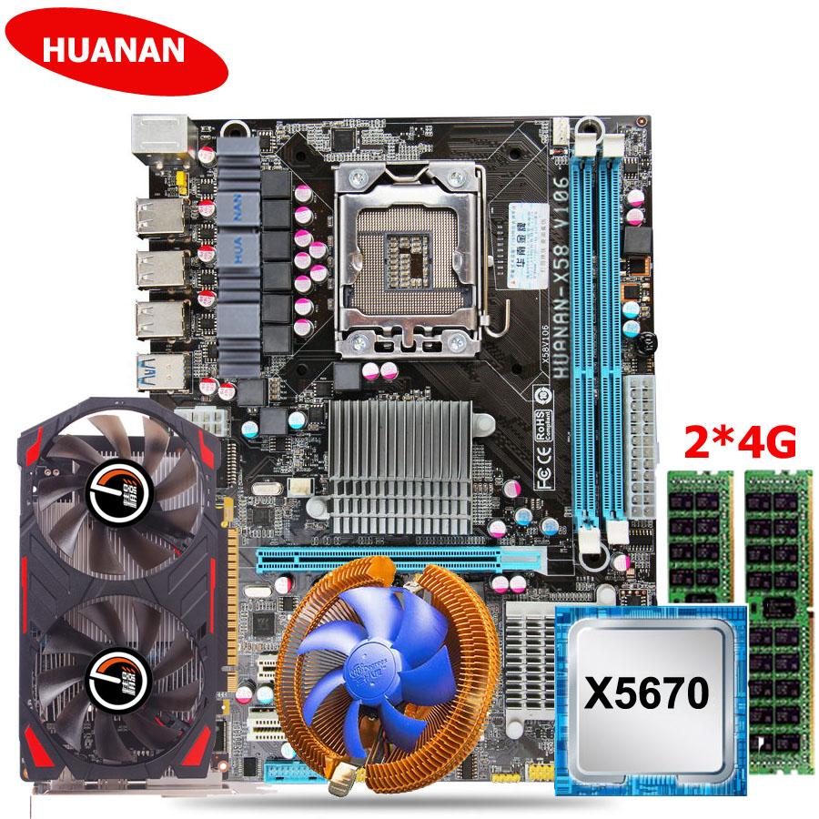 X58+X5670+24+cooler+JY GTX750TI 2GD5-2