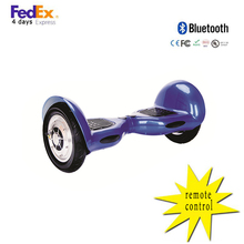 China Dropship 10inch Electric Scooter Smart Self balance Scooter Off-Road hoverboard Bluetooth