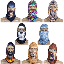 High Quality Bicycle Cycling Full Face Mask Training Mask Ski Hat Balaclava Neck Mask Winter Cover Cap Fishing Motorcycle Masks