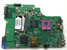 V000185020 6050A2250301 for toshiba satellite L505 laptop motherboard GM45 DDR2 & free cpu works