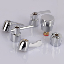 High quality kitchen shower Faucet Handle cartridge replacement Tap Dual Holder cover kitchen Faucet Accessories repair tool(China)