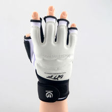 Taekwondo Glove Fighting Hand Protector Martial Arts Sports Hand Guard Boxing Gloves Hand Protective Tool GL28841902(China)