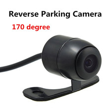 best selling Waterproof Car Rear view Back Up Reverse Parking Camera 170 degree view angle CMOS Front/Side View Camera