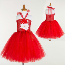 Fashion designer kids wear	 high quality girls santa claus dress christmas costume child
