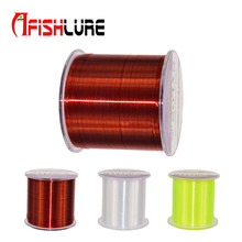 2016 New 500M Nylon Fishing Line 8-25lb Japan Rocky Road Line Nylon Thread Fluorocarbon Line Number Of The Develope Fishing Line