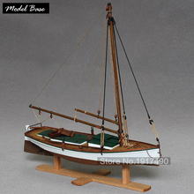 Wooden Ships Models Kits Boats Ship Model Kit Sailboat Scale 1/35 Model Hot Toys Hobby Maket Patrol Wooden Model-Ship-Assembly(China)