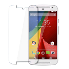 Premium 9H Tempered Glass Screen Protector for Motorola FOR Moto G G2 G3 G4 Plus Play E Droid X3 X2 X Style Pure Edition Film(China)