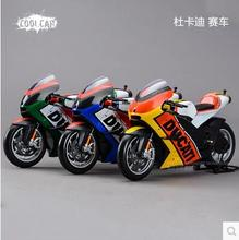 NEW Duca ti desmosedici 1:6 Maisto Motorcycle Model car kids toy big size Racing motor original gift 33*13*19cm collection