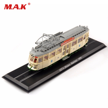 Cheap ToyDiecast train model 1:87 Scale Tram GETA(Beijines,Haarlem)-1929 Model 1:87 Scale Diecast Car Train Bus Collection Gift(China)
