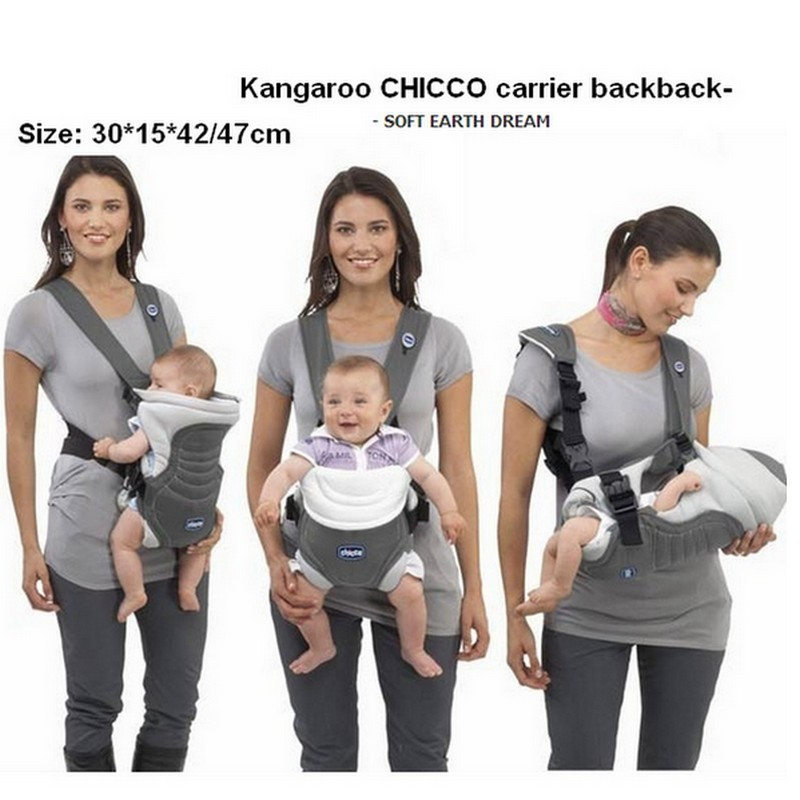 Top selling Germany baby carrier Canada Brand cotton baby carrier infant carrier sling baby suspenders classic baby backpack<br>