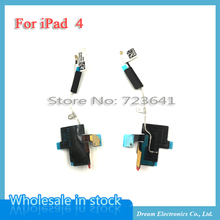 20pcs/lot GPS Antenna Signal Flex Cable Replacement Part for Apple iPad 4 Free shipping