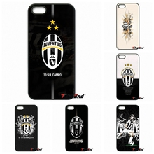 Painting Juventus Football Club Mobile Phone Case For Xiaomi Redmi Note 2 3 3S 4 Pro Mi4 Mi4C Mi5S Mi MAX iPod Touch 4 5 6