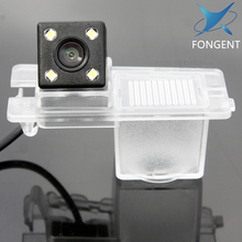 CCD Car Reverse Camera for Ssangyong Rexton Kyron Backup Rear Review Reversing Parking Kit Waterproof NightVision Free Shipping(China)
