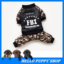 Four Legs Waterproof Dog Clothes Costume Best Quality Warm Dog Coat Jacket Pet Dog Clothing Yorkshire Chihuahua Pet Cat Clothes