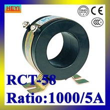 low voltage high accuracy 10VA RCT-58 1000/5A current transformer