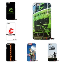 For iPhone 4 4S 5 5S 5C SE 6 6S 7 Plus Galaxy Grand Core Prime Alpha For Cannondalers Bike Bicycle Cycling Soft  Case Silicone