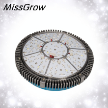 MissGrow Apollo 240W 375W Hot style  UFO LED Grow Light kit Full Spectrum With  Lens Pants Grow Faster Flower Bigger  High Yield