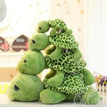 20CM New Turtle Stuffed Animals Plush Toys Smiling High Quality Brinquedos Factory Price E135