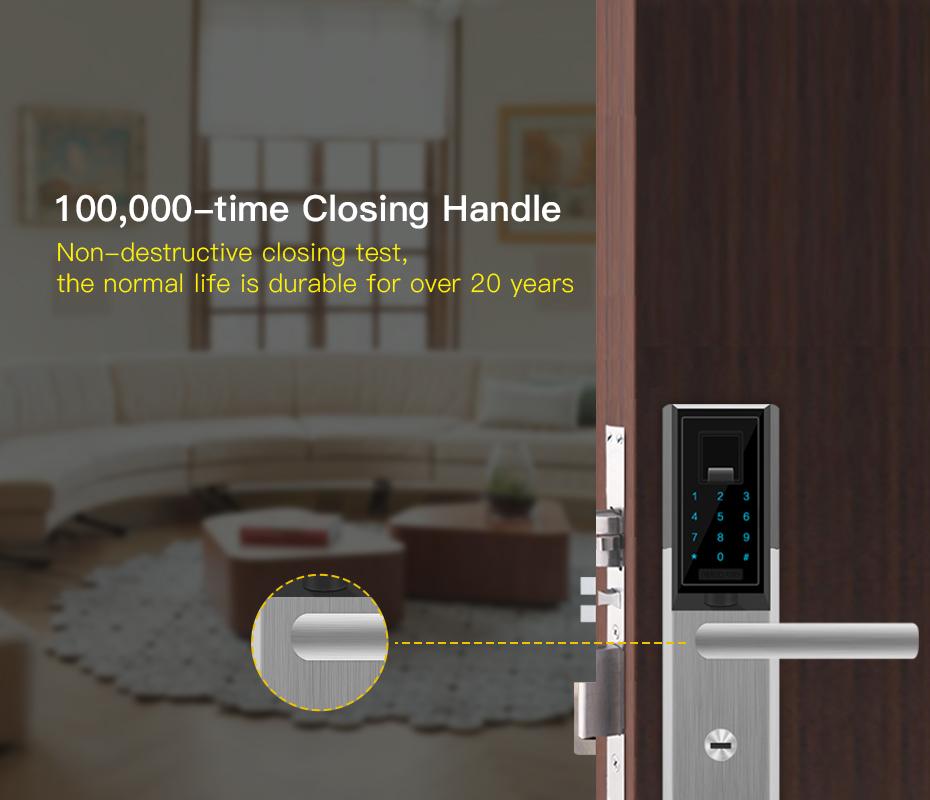 Fingerprint Door Lock (12)