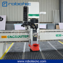 Made in china furniture equipment atc cnc router, 1325 size wood working machinery price for doors