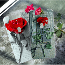 For OPPO N1 mini N5117 N3 Luruxy Rose Flower Silicone Cover 3D Relief Skin Phone Cases For OPPO Find 7 X9007