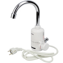 ATWFS  3000w New Instant Hot Water Tap Heater  Electric Water Heater Kitchen Water Faucet  Instantaneous Christmas Gift