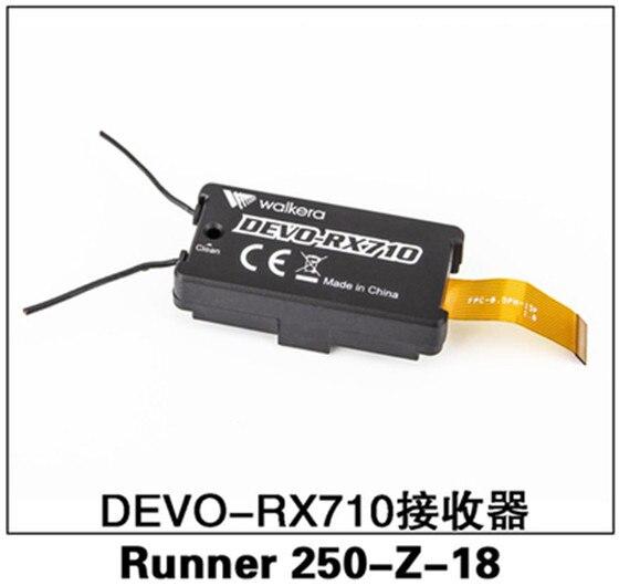 Walkera Runner 250 Receiver Runner 250-Z-18 Receiver Runner 250 Spare Parts Free Track shipping<br><br>Aliexpress