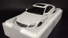 Diecast Car Model AUTOART 1:18 CL63 AMG (White) + SMALL GIFT!!!!!!!!!