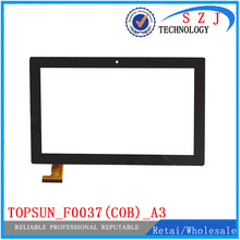 "New 10.1"" inch Wexler TAB 10i Tablet TOPSUN_F0037(COB)_A3 Touch Screen Digitizer Panel Sensor Glass Replacement Free Shipping"