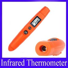 IR Infrared thermometer mini digital for BABY BBQ food milk temperature measure dt8250