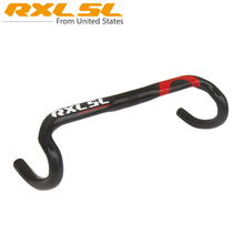 RXL SL Cycling Road Bicycle Handlebar Diameter 31.8mm Black Bike Carbon Handle bars 2017 Carbon Handlebar Bontrager RQ44