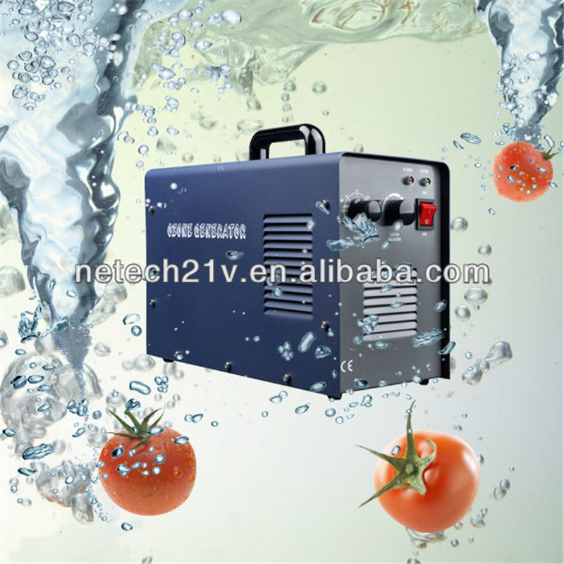 High Effeciency 6g Blue Ceramic Small Ozone Generator With Ce Certification