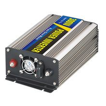 New 300W Power Inverter Pure Sine Wave 24V DC to 110V/220V AC Car Converter Power Inverters Adapter