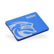 "T-64 Kingspec 2.5"" ssd sata III 3 6GB/S SATA II 2 hd SSD 60GB Solid State Hard Drive 60G hard drive(China)"