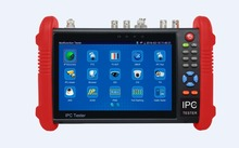 Portable 7 inch Touch Screen Multifunction IP AHD HDCVI TVI Onvif IPC CCTV Camera Tester monitor