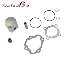 Piston Rings Cylinder Head Base Gasket Needle Kit for YAMAHA PW80 PY80 PW PY 80 80cc Dirt Pit Kid Bike Motorcycle Parts