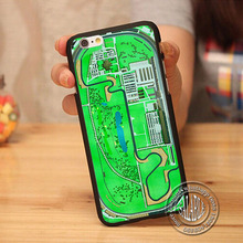 Indianapolis Circuit Motor Speedway custom cheap mobile phone case for Apple iPhone 4S/5S/SE/5C/6S/Plus